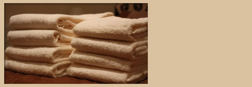 When you need a break or want to relax let us do your fluff and fold…just the way you like it…we make it personal